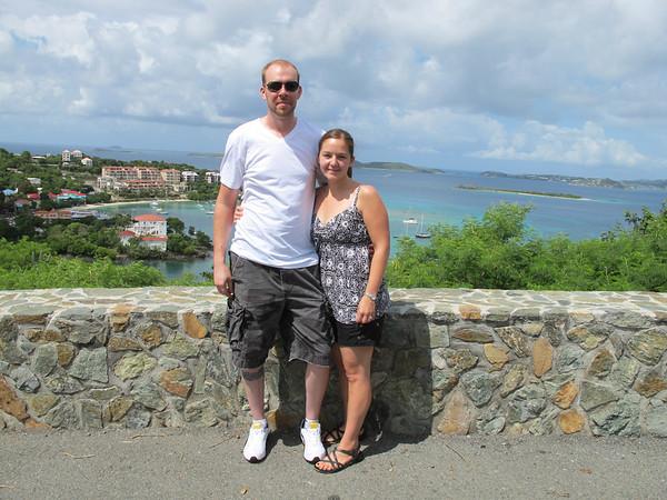 Melissa & Brian's trip to St. John's 8-26 - 8-31-11