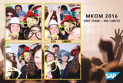 SAP MKOM 2016