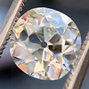 2.25ct Antique Cushion, GIA K SI2 17