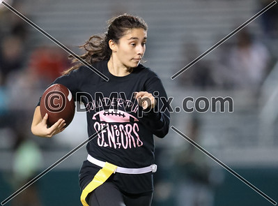 Wakefield Powderpuff1 Sr vs Fr (5 Oct 2016)