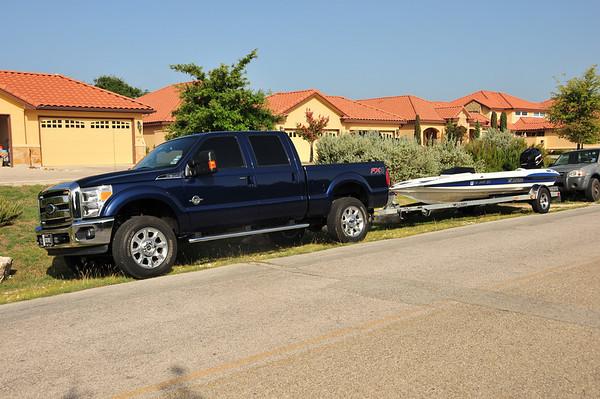 Lake Travis 7/28/2012
