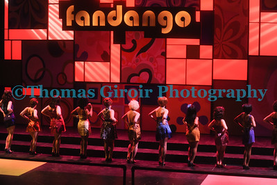 Sweet Charity Dress Rehearsal April 30, 2015