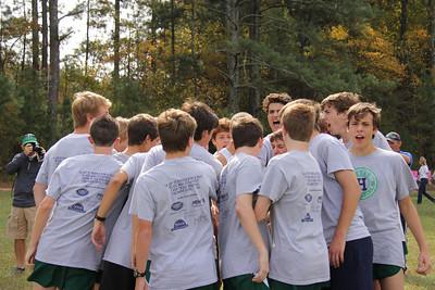 Region Championships JV Boys