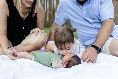Beckett's Newborn Session