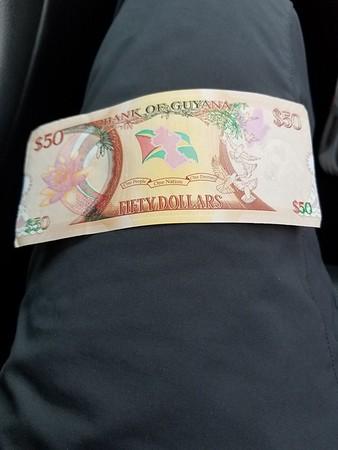 2017 Adams Guyana