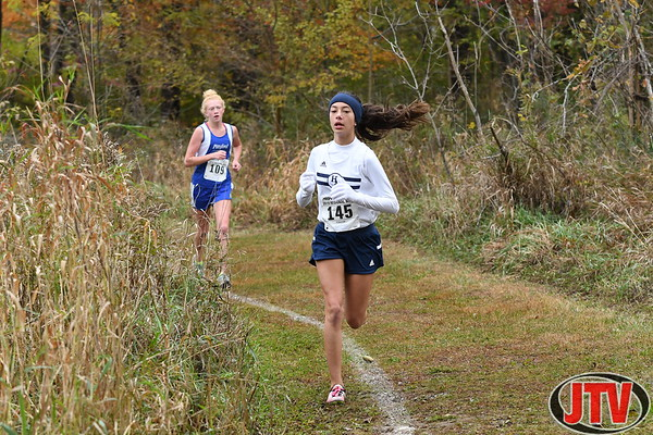 MHSAA Division 4 Cross Country Regionals 10-26-19
