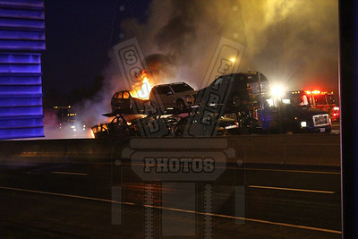 East Hartford, Ct MVA w/fire 4/16/13