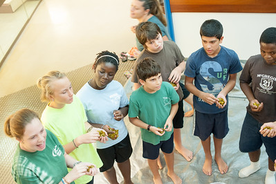 2014-12 Youth Group Food Fight