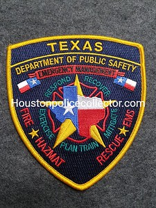 TX DPS EMERGENCY MANGEMENT