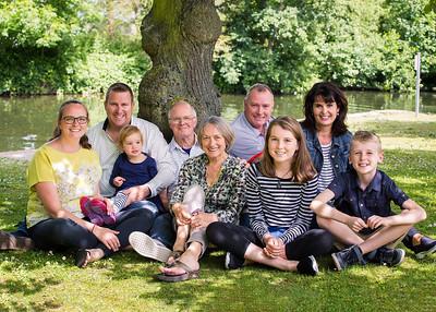 The Blackman Family