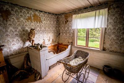 Farm Houses of Halsingland 2017