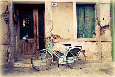Bicycles + Tricycles...