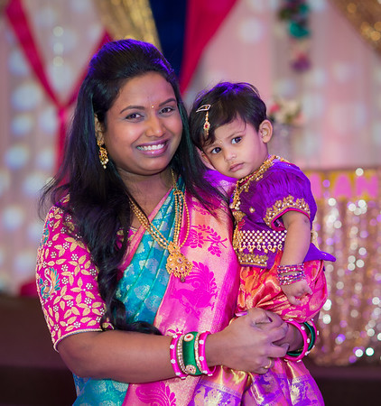 Aanya 1st Birthday