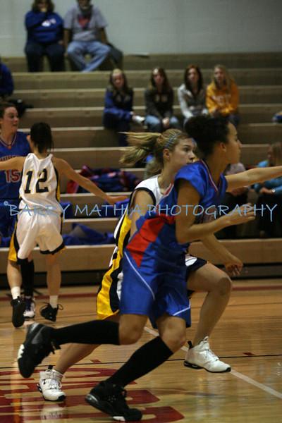 Hamilton Girls Basketball vs Lexington 08 LIT