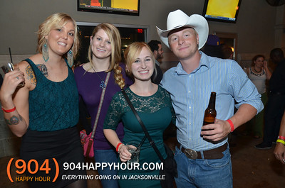 Whisky River Holiday Party - 12.20.13