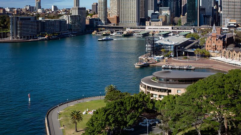 Central Quays, Sydney