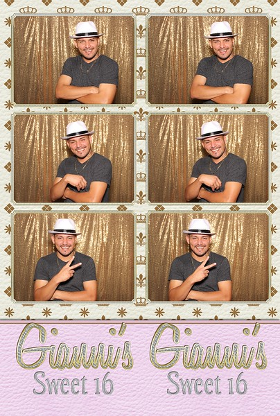 Gianni Mercado's Sweet 16 (09/28/19)