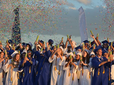 'This tight-knit community has given us unbreakable bonds': Orland grads on to the next adventure