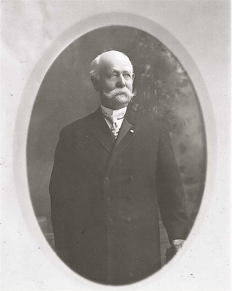 Colonel Hosea Emmons Hill (1841-1917), founder of the Cleveland Tanning Company.