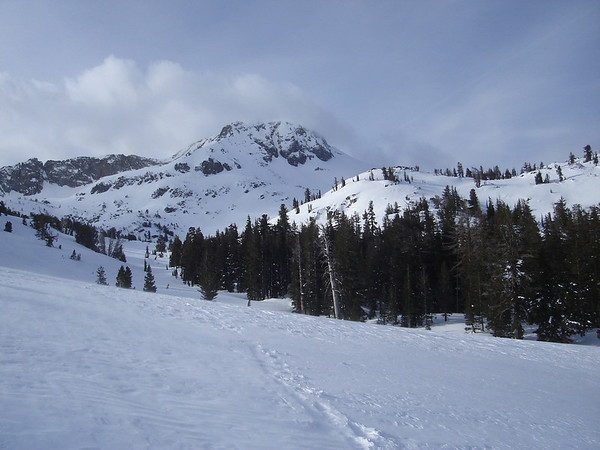CARSON PASS: MARCH 14, 2009