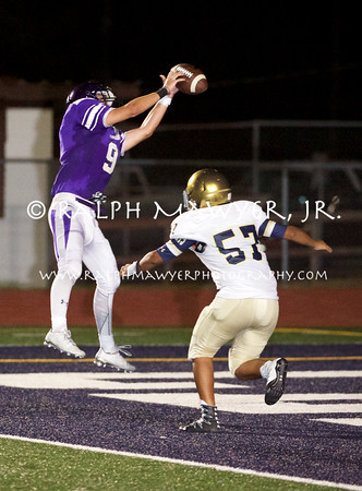 FB - Boerne HS vs Holy Cross (2016) (JV)