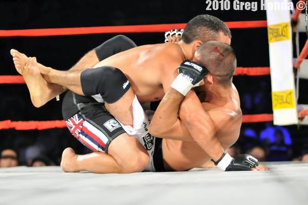 Alan Lima vs David Padilla
