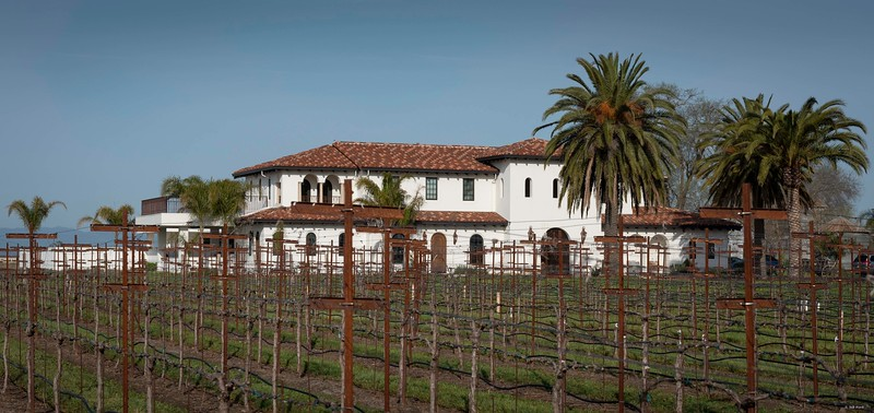 Winery in March