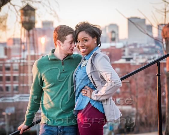 Jake & Monique