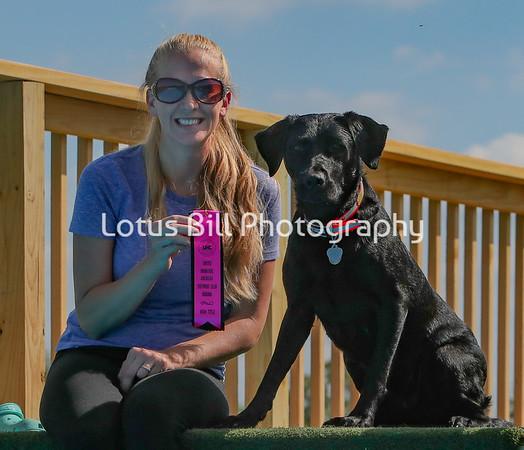 Rudder Black Labrador 3 DSR2