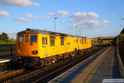 2018 - Network Rail