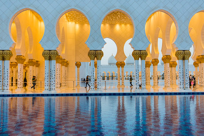 2016_08_13, Sheikh Zayed Grand Mosque, Abu Dhabi