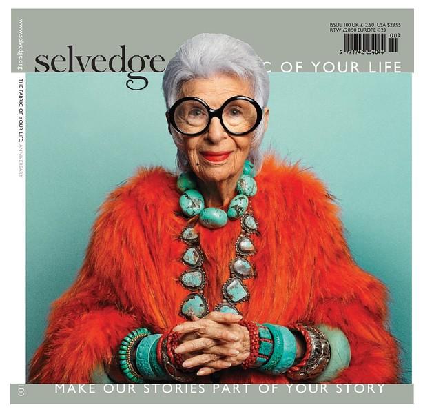 Selvedge Magazine Anniversary issue #100 May/June 2021