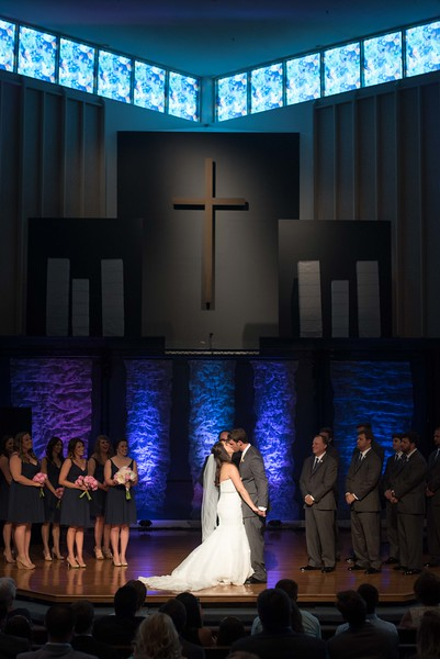 Wedding at The Standard in Knoxville