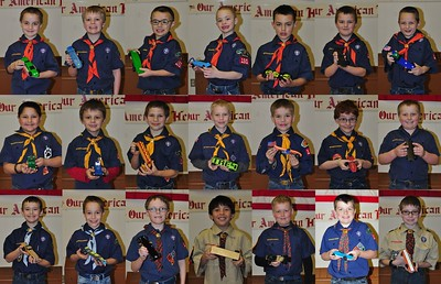 2016-02-29 Pinewood Derby