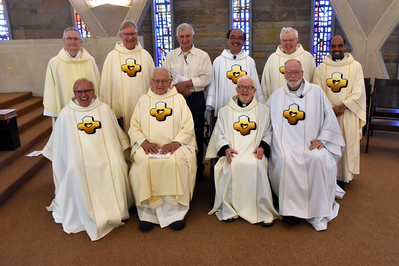 Our 2019 jubilarians!