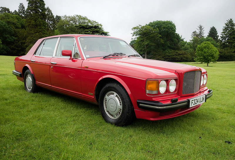 1988 Bentley Mulsanne Turbo