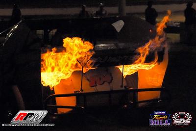 Grandview Speedway - 8/23/18 - Steve Sabo (SDS)