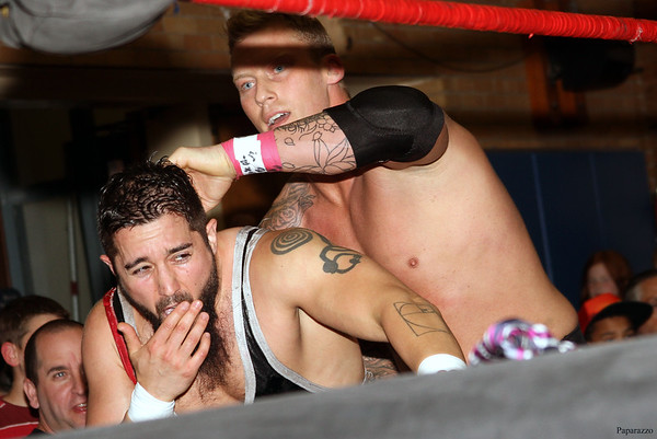 Northeast Wrestling: The Big Bethany Bash 2015 (Volume Three)