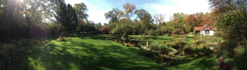 Smith Garden, Dayton Ohio - Oct 2012