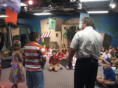Flint Central Church of the Nazarene, Flint MI, Aug 17 2008