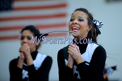 CCC Cheerleading Competition 2013