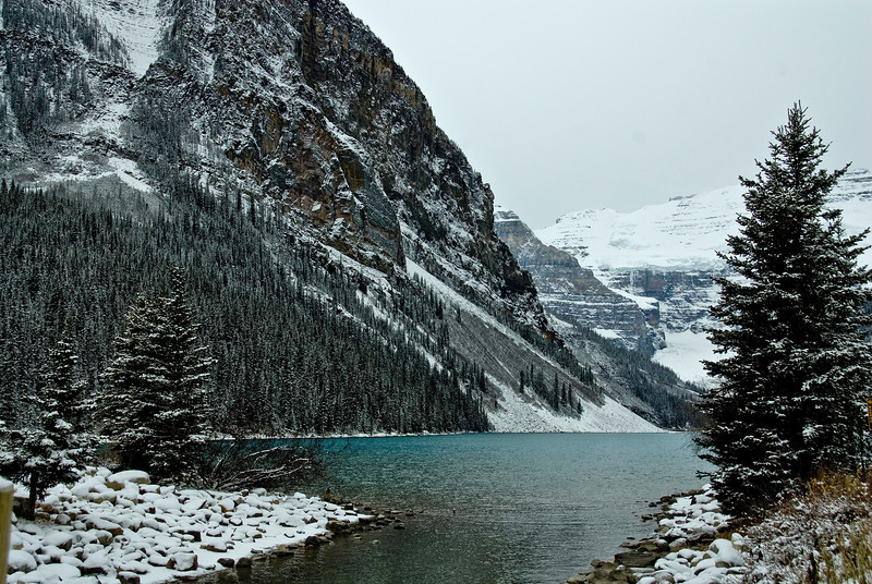Lake Louise. Banf National Park. Alberta. Canada
