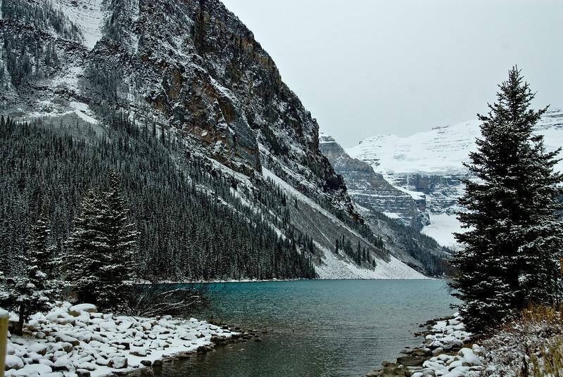 Lake Louise. Banf National Park. Alberta. Canada