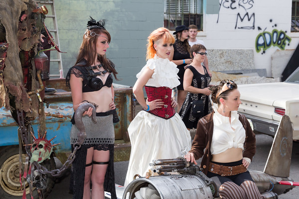 2014 Knoxville Steampunk Carnivale.