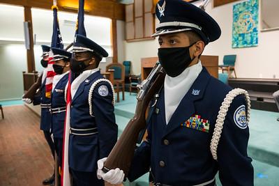 Veterans Day Service - MOAA