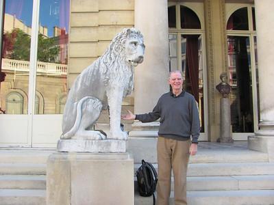 Jacquemart-Andre Museum & Église de la Madeleine 2011-10-15