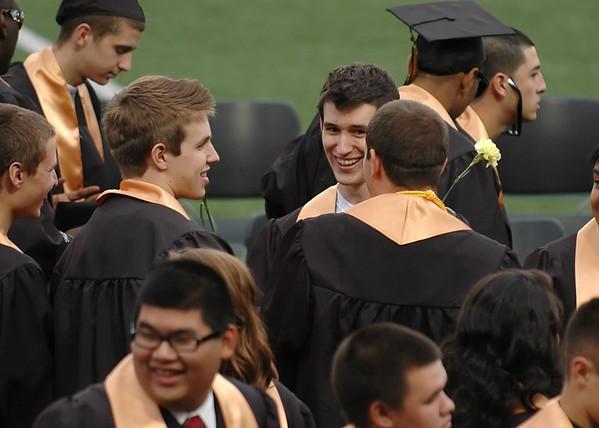 LHS Graduation 2011