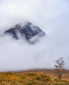 Autumn at Glencoe