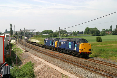 West Coast Main Line - Rugby to Crewe (LEC2 to LEC4)