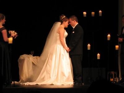 Heather & Michael's Wedding - March 5, 2004